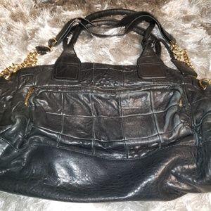 Badgley Mischka large handbag
